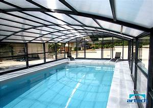 Abri Haut Piscine : abris artech photos abris de piscine artech ~ Premium-room.com Idées de Décoration