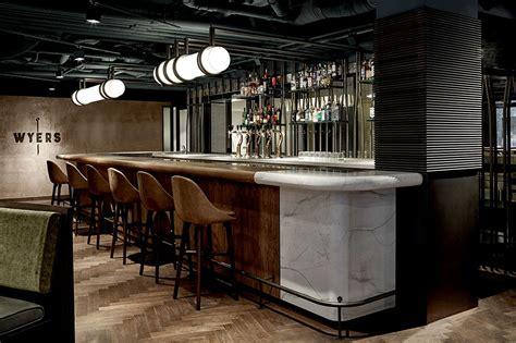 Comptoir Pour Bar by D 233 Co Bar Restaurant Des Comptoirs Sur Mesure Pour