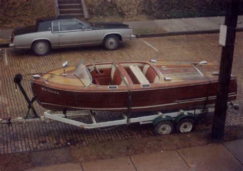 Century Sea Maid Boats by 1948 Century Seamaid