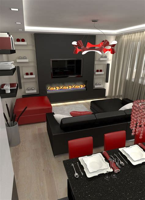 And Black Living Room Decor by Black And White Living Room Decor And Furniture Large
