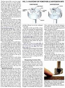 Sharpening Drill Bits • WoodArchivist