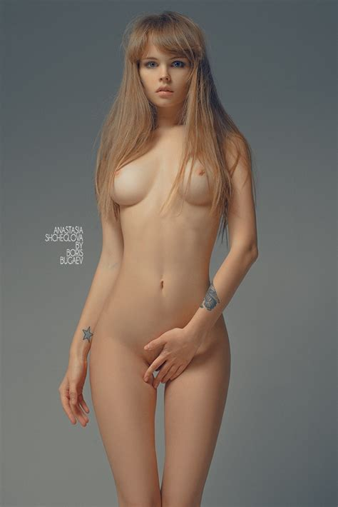Anastasiya Scheglova By Boris Bugaev Redbust