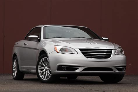 Chrysler 200 Convertible 2011 by 2011 Chrysler 200 Convertible Drive Photo Gallery