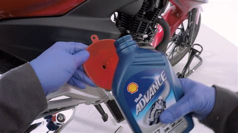 How To Do An Oil Change On A Motorcycle