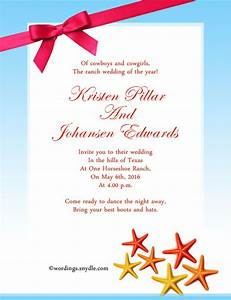 destination wedding invitation wording samples wordings With wedding destination invitation samples wordings