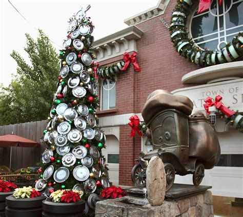 christmas trees   disneyland resort disney parks blog