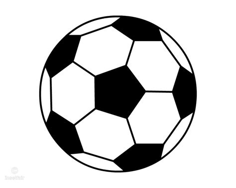 Football Clipart Awesome Football Clipart Black And White Soccer Wallpaper