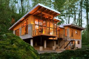 simple modern cottage designs ideas photo modern style house plan 2 beds 2 5 baths 1953 sq ft plan