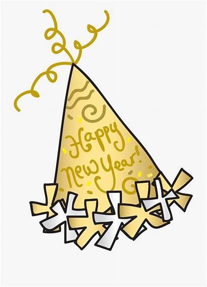 Clipart Happy Party Eve Hat Transparent Clip