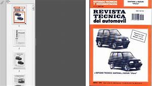 Manual De Taller De Suzuki Vitara Y Gran Vitara En Espa U00f1ol