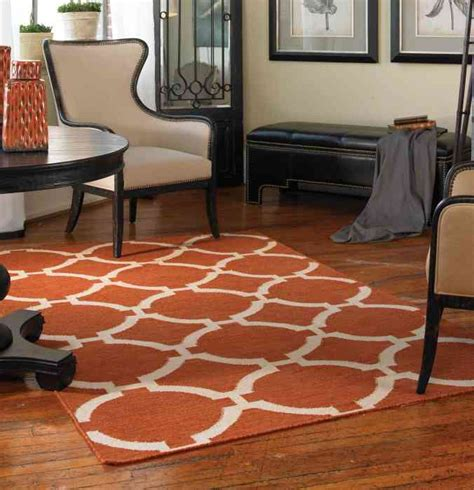 Burnt Orange And Brown Bathroom Rugs by Burnt Orange Area Rug Decor Ideasdecor Ideas