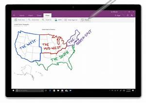 Replay Ink Strokes In Onenote For Windows 10