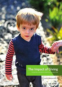 Impact of Giving 2012/2013   The Royal Children's Hospital ...