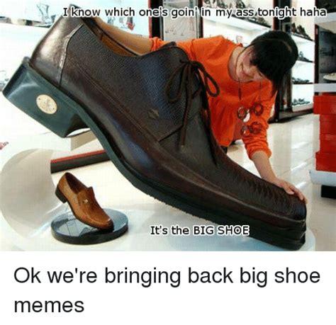 Shoe Memes - big shoe store style guru fashion glitz glamour style unplugged