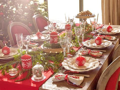 decoration de noel en anglais une d 233 co de table de no 235 l 100 tradi femme actuelle