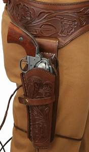 22 Cal  Western Gun Belt And Holster