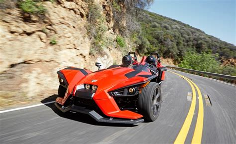What It's Like To Drive The Wild Three-wheeled Polaris
