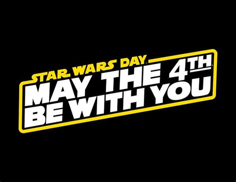 May the 4th be with you! Celebrate with New 'Star Wars ...