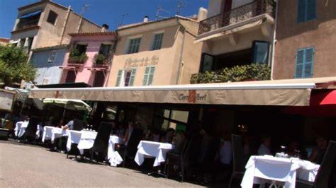 restaurant la cuisine cassis restaurant chez gilbert à cassis en vidéo