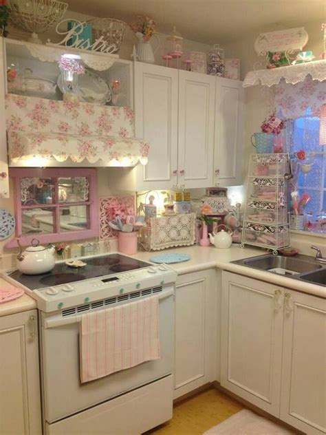 shabby chic cottage kitchen 1763 best shabby chic kitchens images on small 5140