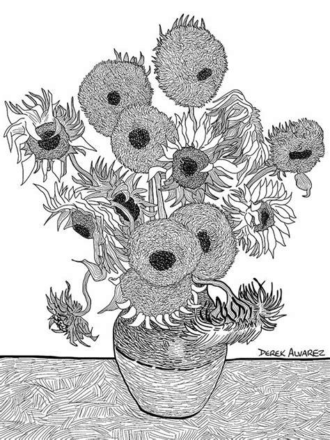 70 best Sunflower Paintings images on Pinterest