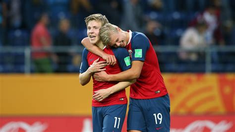 Fifa World Cup News Norway Break Records