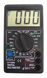 How To Use A Ge2524 Multimeter  U0026gt  U0026gt  Dt 830b Digital