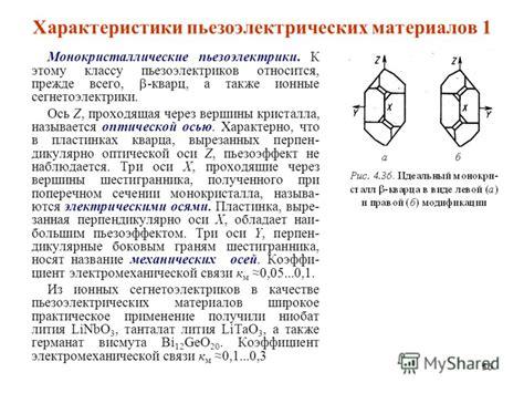 Пьезоэлектрики Пироэлектрики Физика. Основы электродинамики. Электромагнитные колебания и волны