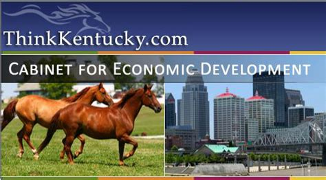 kentucky cabinet for economic development economic development cabinet creates office of