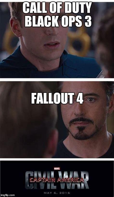 Black Ops 3 Memes - marvel civil war 1 meme imgflip