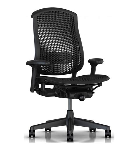 herman miller celle office chair graphite office chairs uk