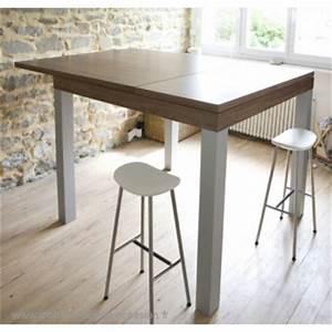 Haute Table De Bar : table haute de bar occasion ~ Edinachiropracticcenter.com Idées de Décoration