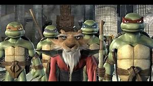 TMNT 2007 Animation movies for kids - YouTube