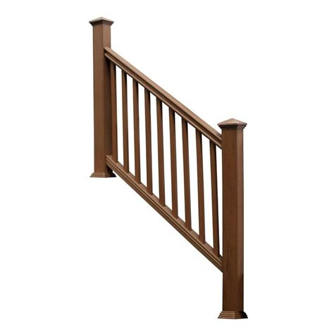 Stair Banister Kit by Best 20 Stair Railing Kits Ideas On Cable