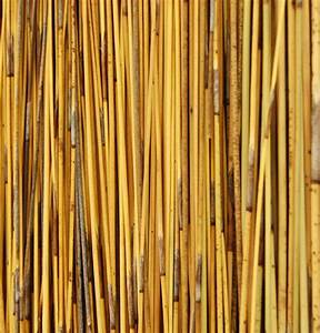 "African Thatch Reed Panels 31"" x 18"" (6 Pack)"