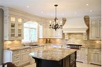 french country kitchen cabinets French Country Kitchen Design