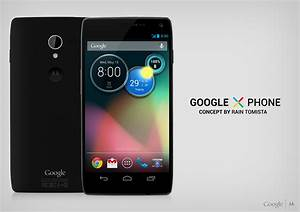 Google x phone concept skips customization combines for X phone at google io possibly