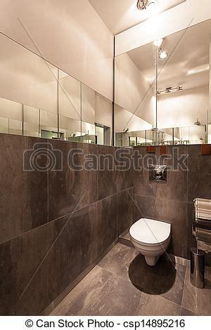 photographies de wc moderne toilette vertical vue