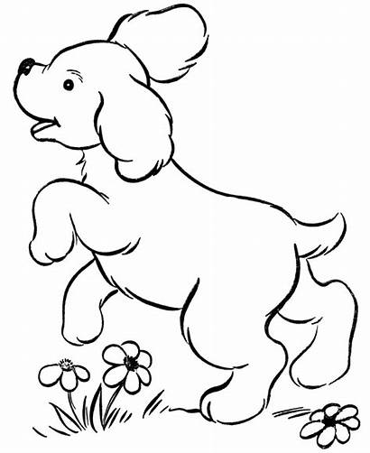 Coloring Dog Pages Printable