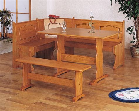 corner kitchen table with bench and storage diner booth by papadan lumberjocks woodworking 9821