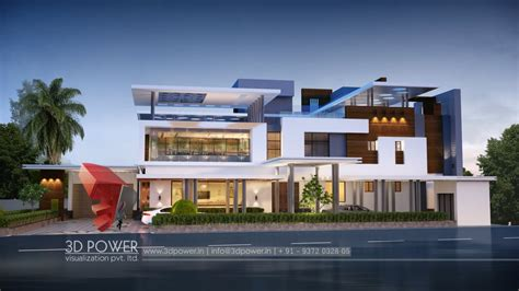 architectural visualization india  power