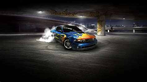 Los Angeles Drifting Wallpapers