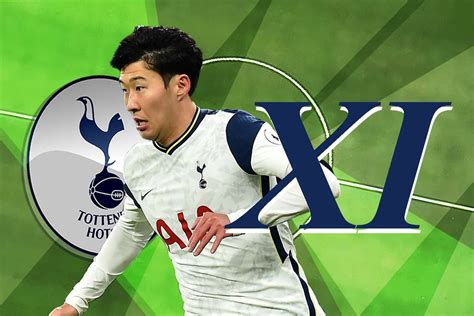 Tottenham XI vs Leicester City: Confirmed team news ...