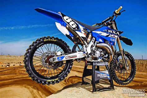 Mxa Two Stroke Files John Basher 39 S Trick Yamaha Yz125