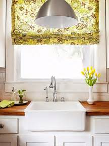 window treatment ideas for kitchens 2014 kitchen window treatments ideas decorating idea