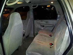 2001 Ford Expedition - Interior Pictures