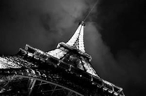 Paris, Black, And, White