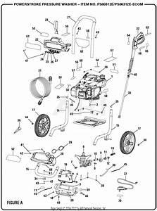 Homelite Ps80312e  Ps80312e 090079319 Parts Diagram For