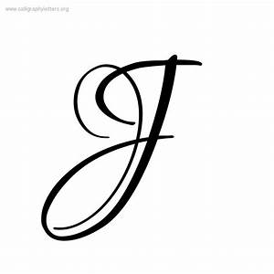 6 Best Images of Fancy Letter J - Fancy Calligraphy Letter ...