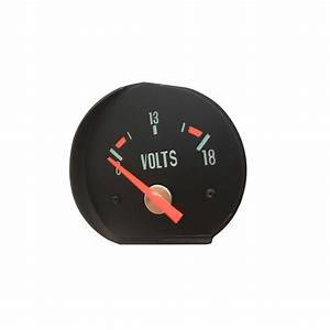 Shiftworks 1971-72 Chevelle Voltmeter Conversion